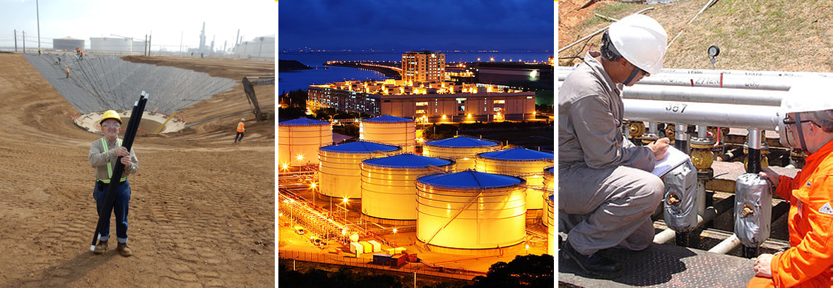 Zerust Oil & Gas Corrosion Solutions for Tanks, Pipes, Offshore and Preservation