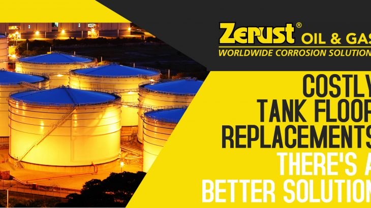 Use VCIs Instead of Resorting to Costly Tank Floor Replacement