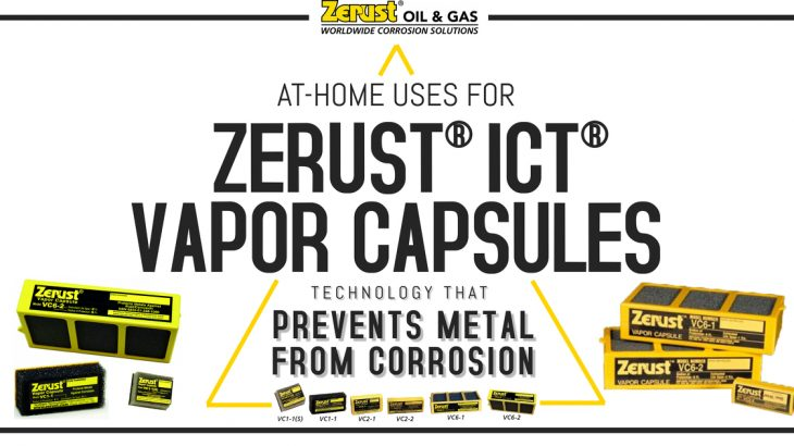 At-Home Uses for Zerust® ICT® Vapor Capsules
