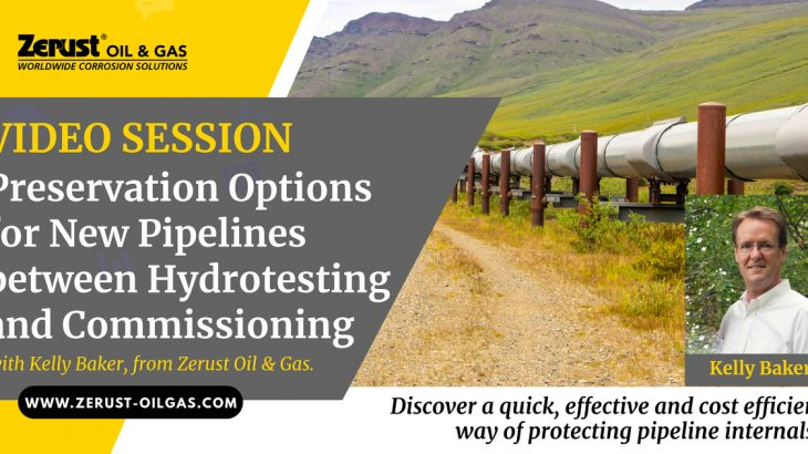 Pipeline Preservation Options