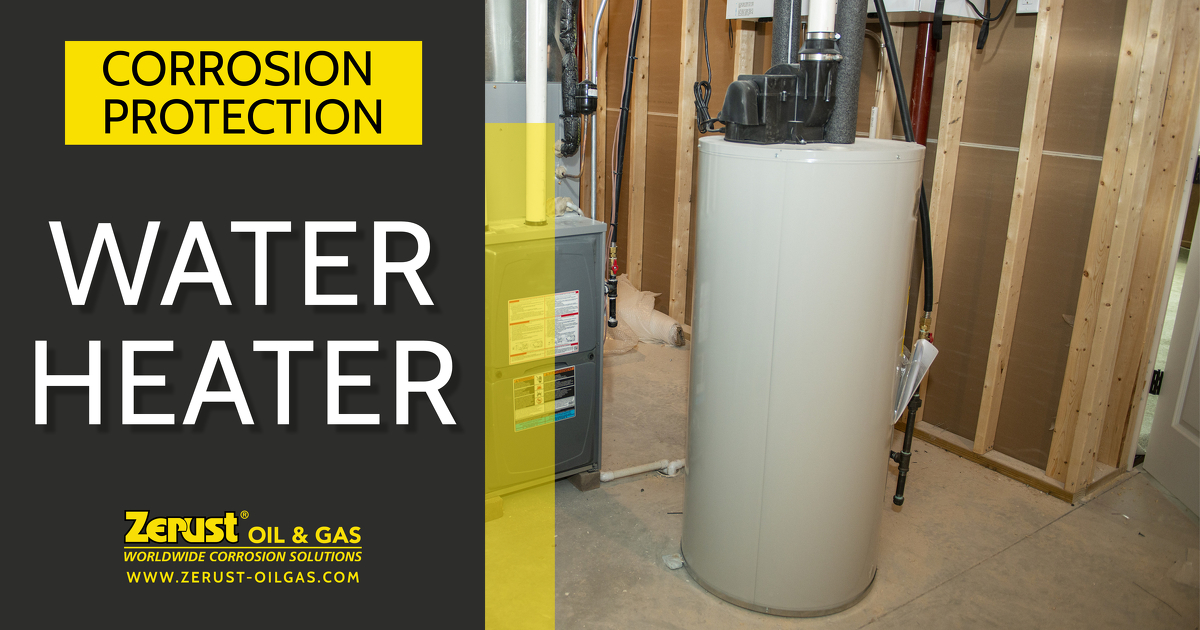 Corrosion Protection of Water Heaters