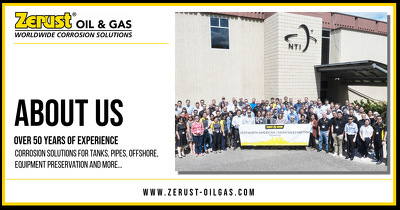 About Zerust Oil & Gas