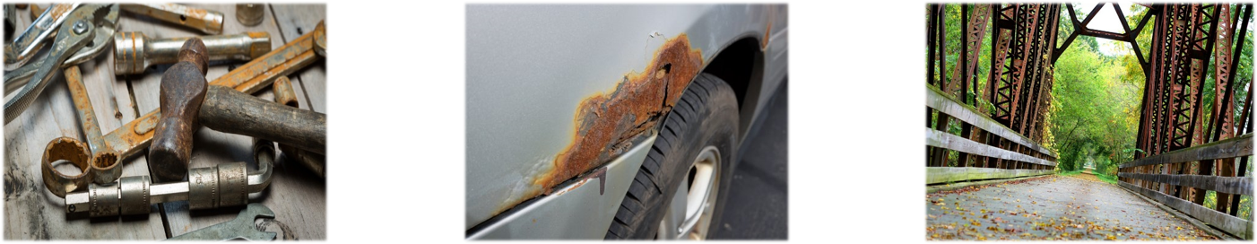 Everyday Corrosion Examples